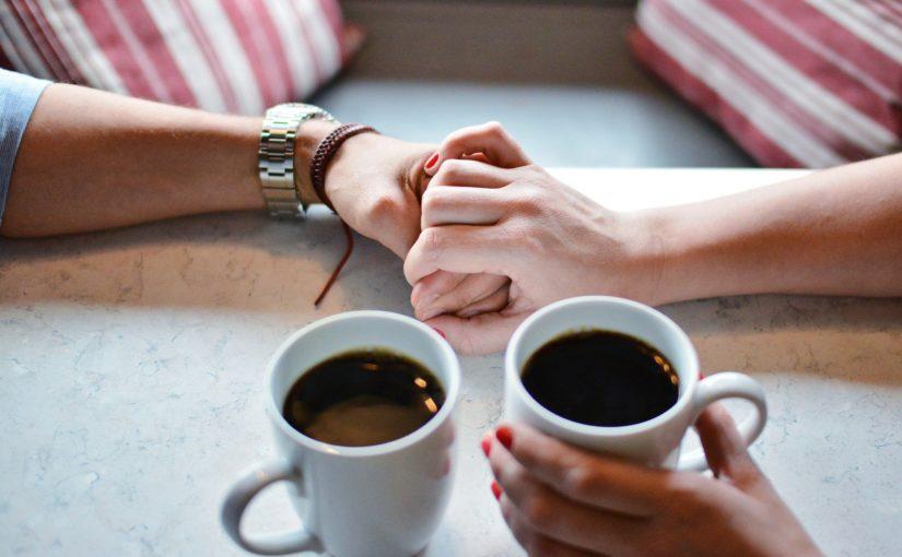 Caffè teologico di coppia