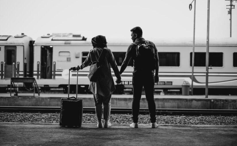 Una valigia per due